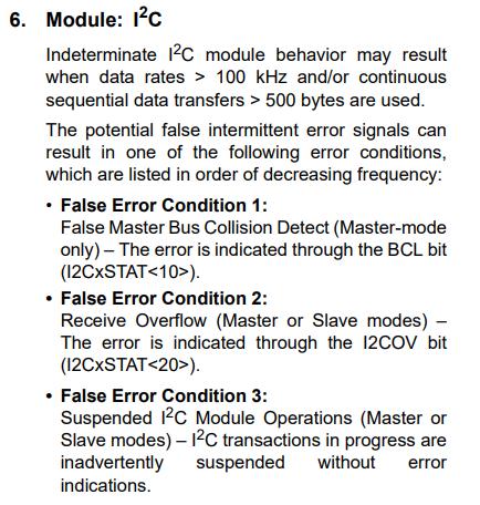 I2C on the PIC32MZ — PIC32 for the hobbyist — No Harmony, no PLIB
