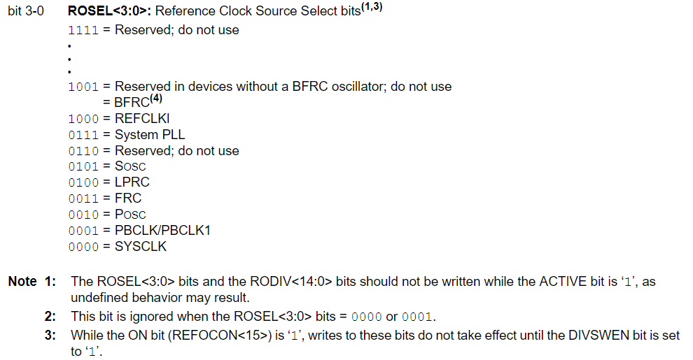 I2S and Reference Clocks on the PIC32MZ — PIC32 for the hobbyist